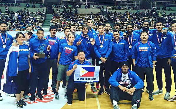 Gilas Pilipinas Final 12-man lineup to 2015 FIBA Asia Championship