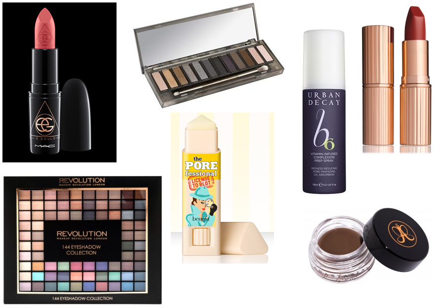 Blogmas Day 19 : Makeup Must Haves for 2016