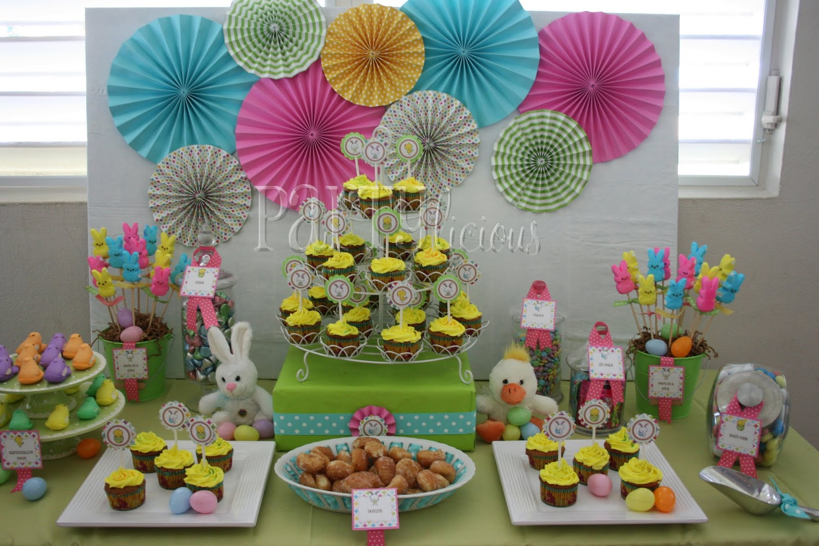 Partylicious easter egg hunt - Photo decoration ideas ...
