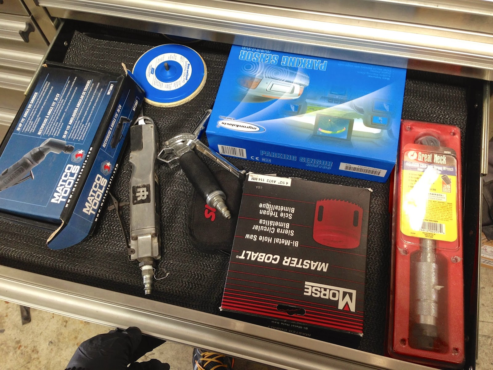 Car Audio Tools