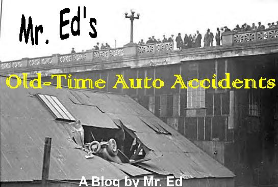 Old-Time Auto Accidents
