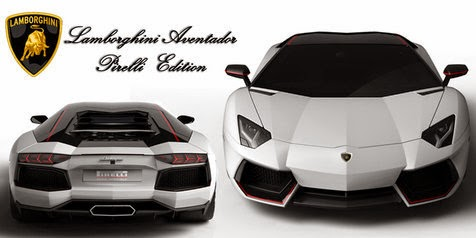 The Latest Edition Of The Lamborghini Aventador