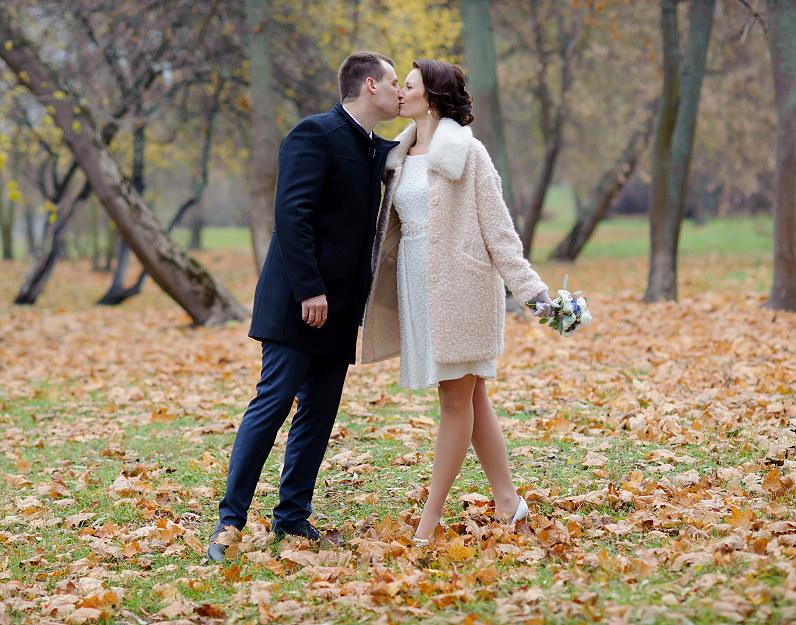 jaunųjų apranga rudens vestuvėms