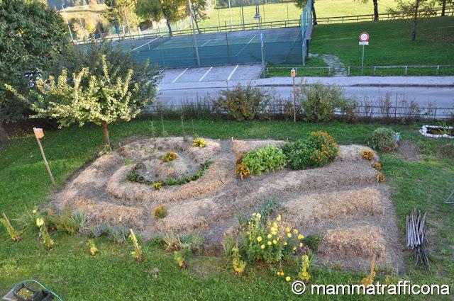 agricoltura ecoconsapevole orto sinergico synergic garden
