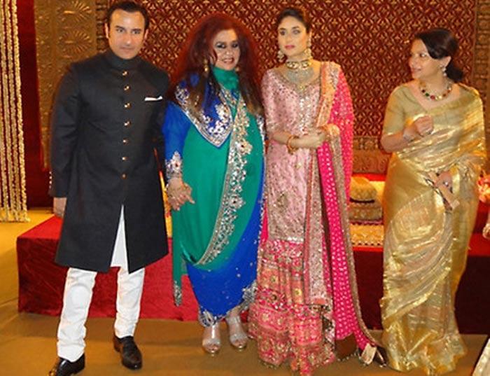 Wedding Pictures Wedding Photos Kareena Kapoor And Saif