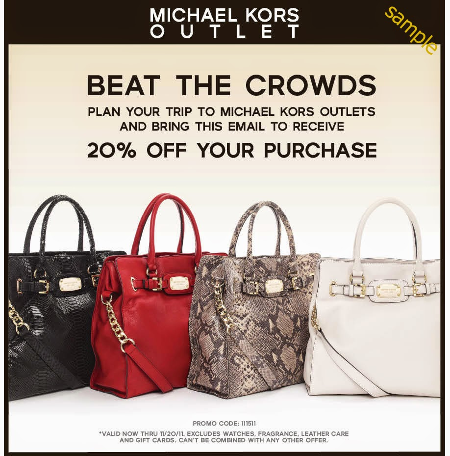 21 verified Michael Kors coupons and promo codes as of Dec 2. Popular now: Shop Up to 60% Off Michael Kors Sale Handbags. Trust smolinwebsite.ga for Womens Clothing savings.