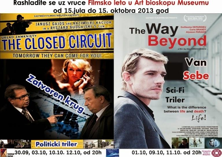 Filmsko leto u Art bioskopu Museumu - 12. nedelja
