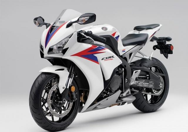oneveryotherstreet  Honda CBR1000rr 2012