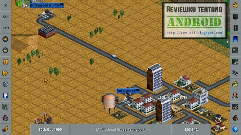 Mulai bermain permainan OPENTTD - Game transport tycoon deluxe untuk android (rev-all.blogspot.com)