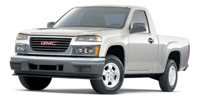 2008 GMC Canyon Owner Manual