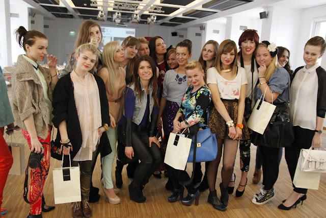 Śniadanie Blogerek- Warsaw Fashion Weekend