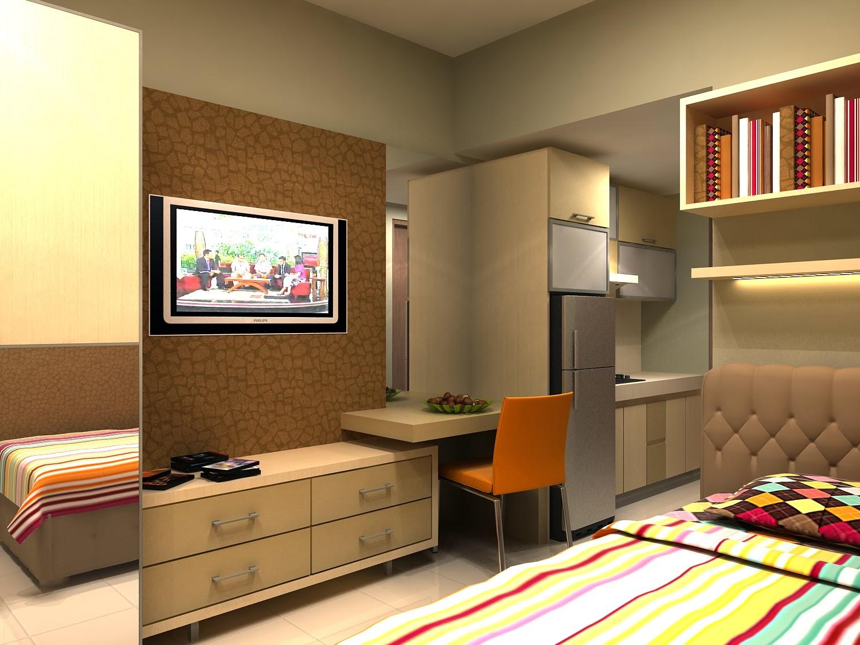 Design Interior Apartemen Studio design interior apartemen di jakarta | apartment design ideas