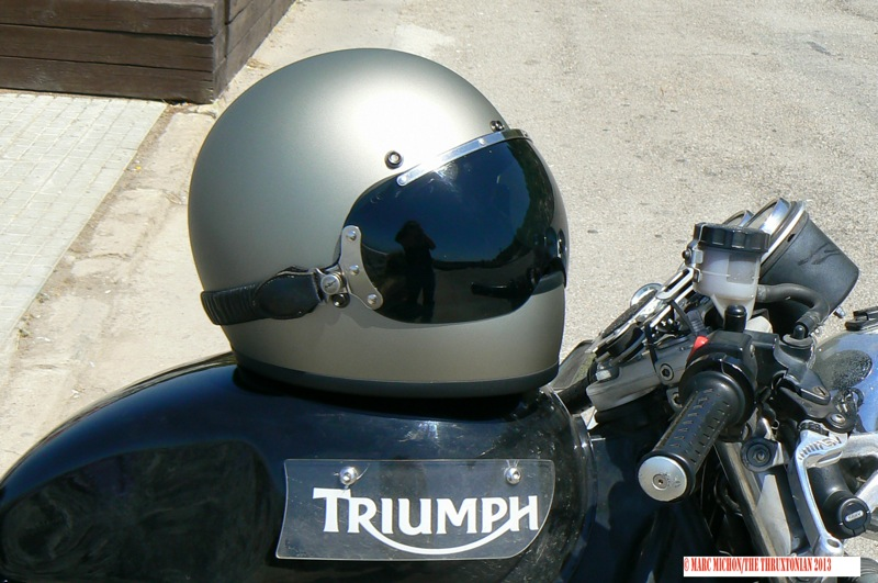 The Thruxtonian Biltwell Gringo Road Test