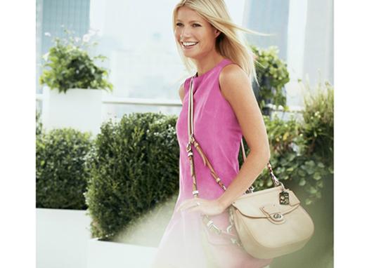 pastelowe torebki, streetstyle, gwyneth paltrow