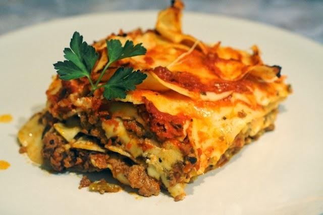 Resep Lasagna Panggang Praktis Serta Cara Membuatnya