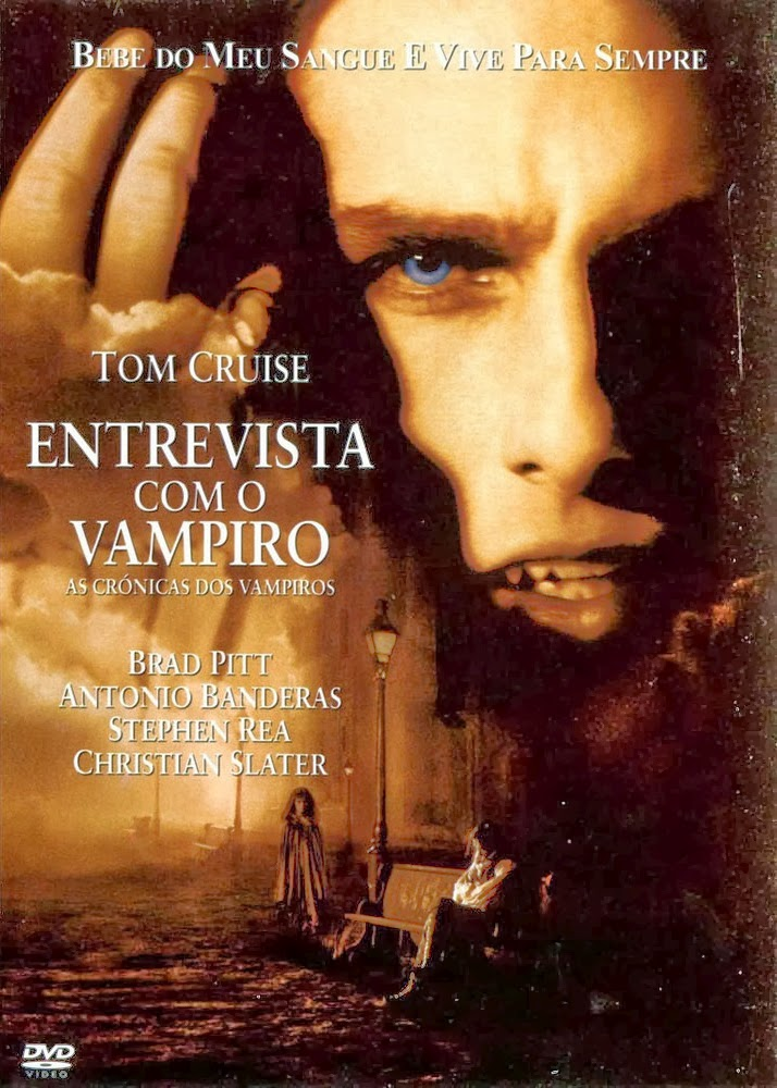 Entrevista com o Vampiro – Dublado (1994)