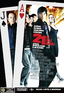 21 - Las Vegas ostroma online (2008)