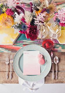 dekorasi+meja+pernikahan+cantik+menawan Dekorasi meja pernikahan