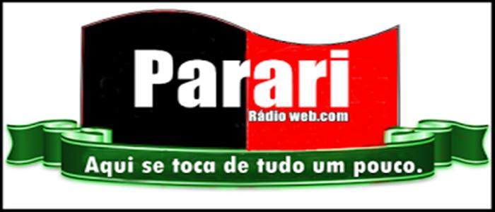 CURTA A RÁDIO DE PARARI 24H NO AR