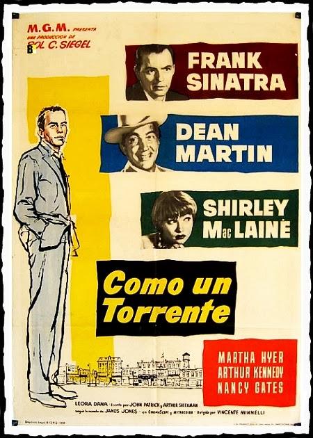 Como un torrente (1958) Descargar y ver Online Gratis