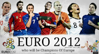 euro 2102 - Piala Eropa 2012