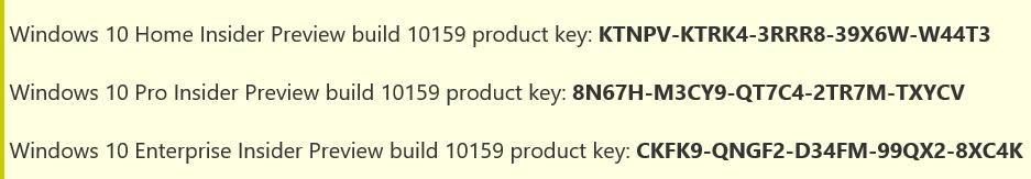 Product Bkeys Bfor B on Windows 10 Product Key 2yt43