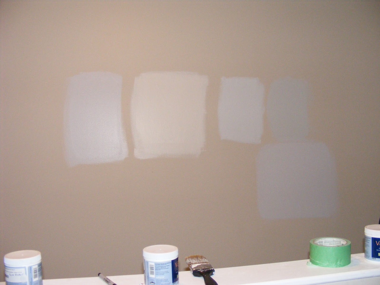 DIY by MRC: Hallway paint ideas