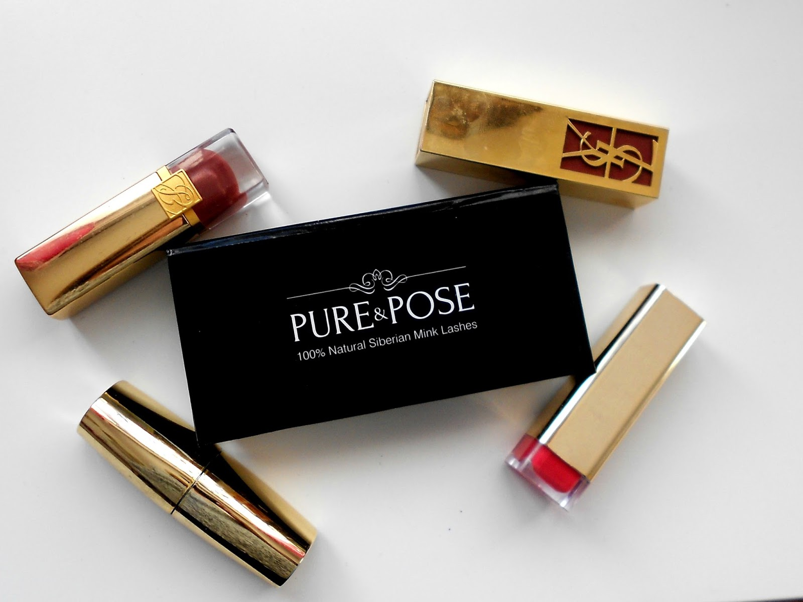pure & pose lashes review