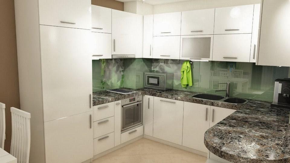 Кухня 3D - 4