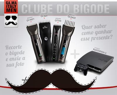 Concurso Cultural Clube do Bigode