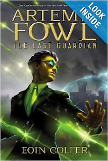 The Last Guardian Artemis Fowl