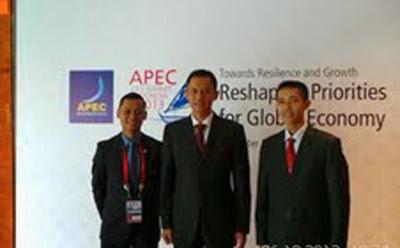 TNI AD Kirimkan 30 Perwira Sebagai Delegasi TNI di KTT APEC 2013