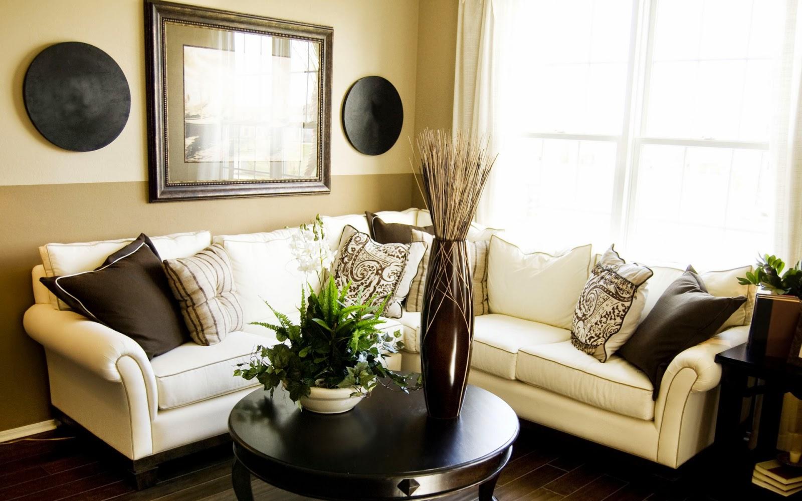 & 45 Gambar Hiasan Dinding Ruang Tamu | Desainrumahnya.com