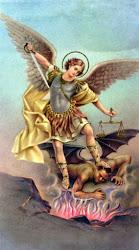 São Miguel Arcanjo, protegei-nos no combate!