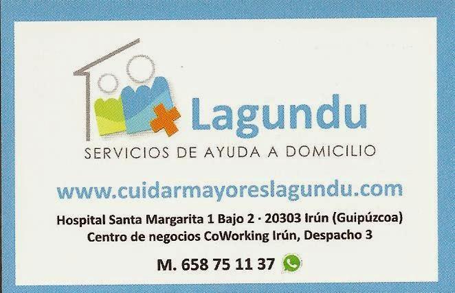 Servicio Domestico Aduna CuidarMayoresLagundu.com