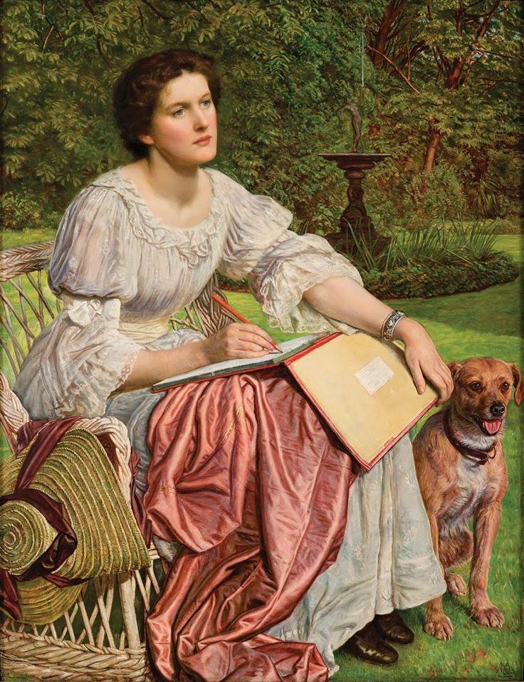 Miss Gladis M. Holman Hunt