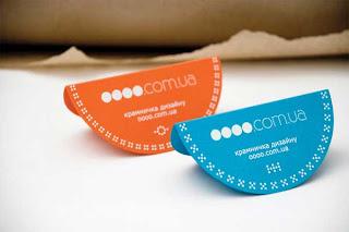 diseño grafico tarjetas personales