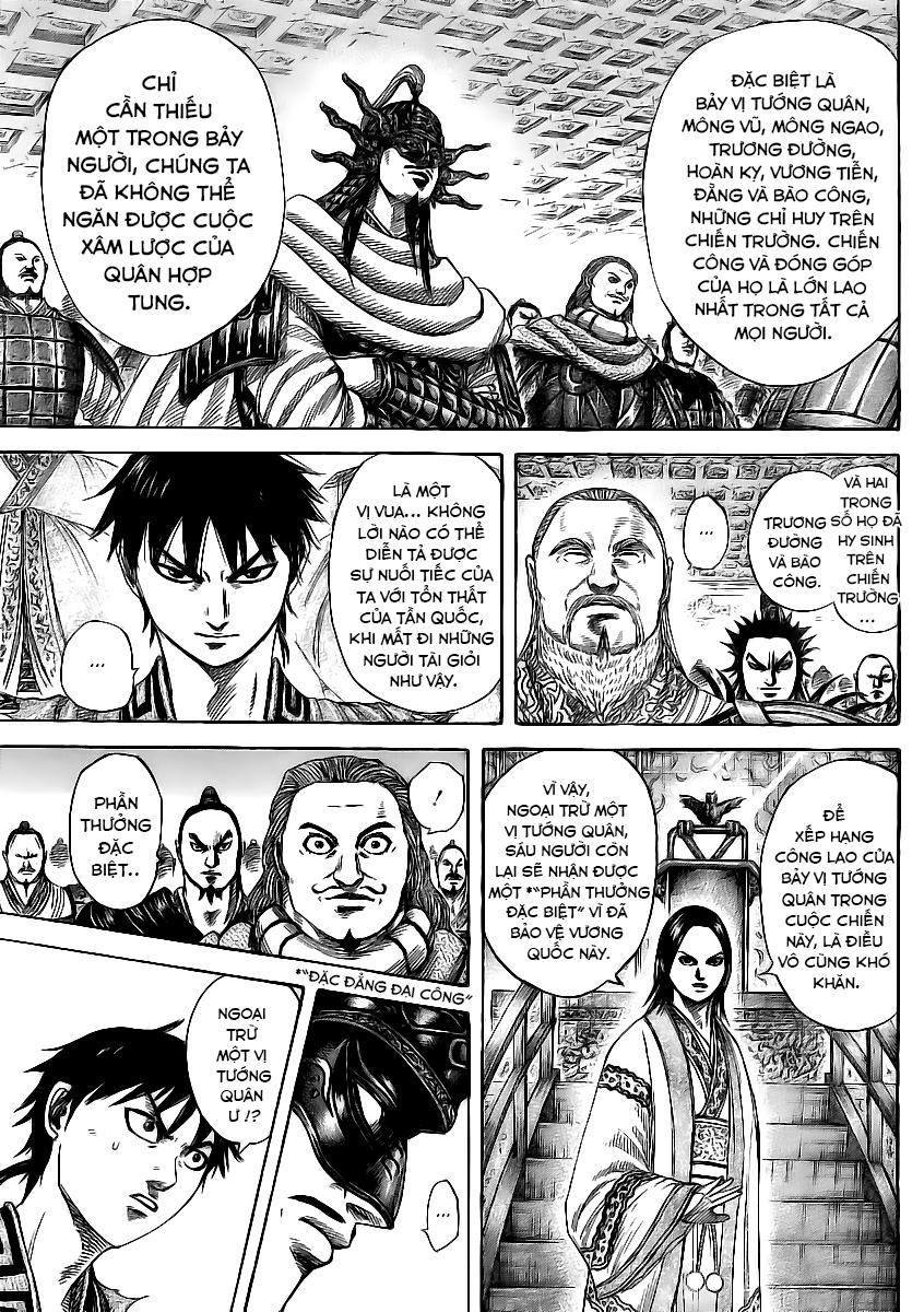 Kingdom – Vương Giả Thiên Hạ (Tổng Hợp) chap 355 page 7 - IZTruyenTranh.com