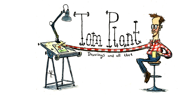 Tom Plant Illustration