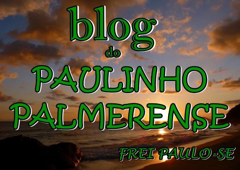 blog do Paulinho Palmerense