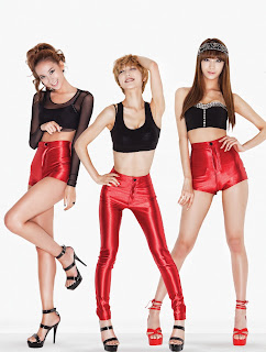 Nine Muses Maxim Korea Pictures 2