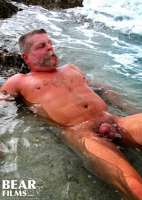 muscle daddy bear - hot daddybears - bearfilms model