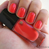 NOTD: Vernis in Love 152 Corail Rouge - Lancome