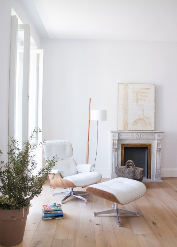 una casa con mucha luz natural