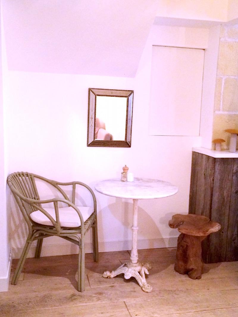 table pour 2 chez Mona à Bordeaux