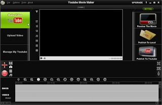 Youtube Movie Maker: Upload and Manage Youtube Videos