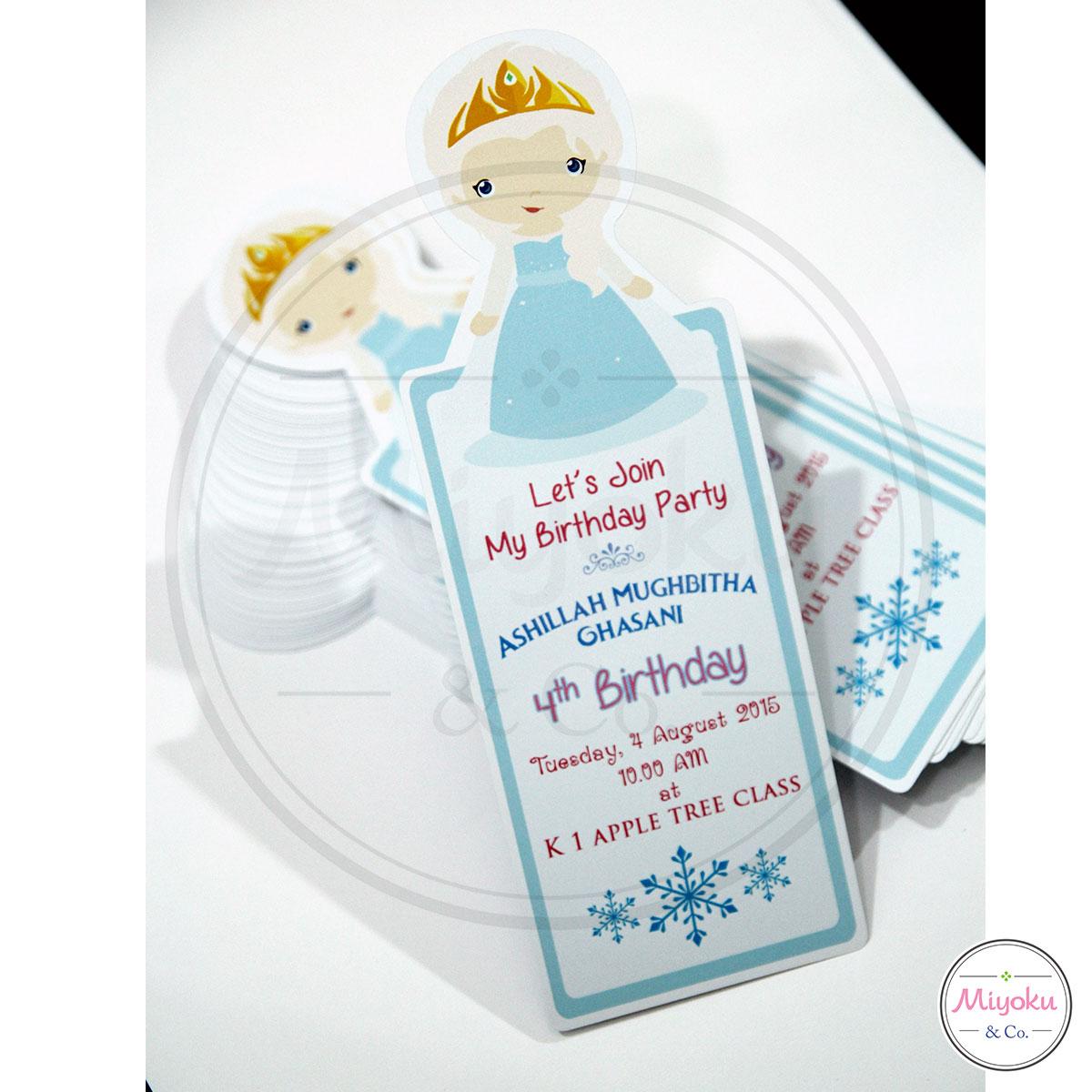 Comment on this picture ulang tahun anak contoh undangan kartu apps - Undangan Ulang Tahun Princess Frozen