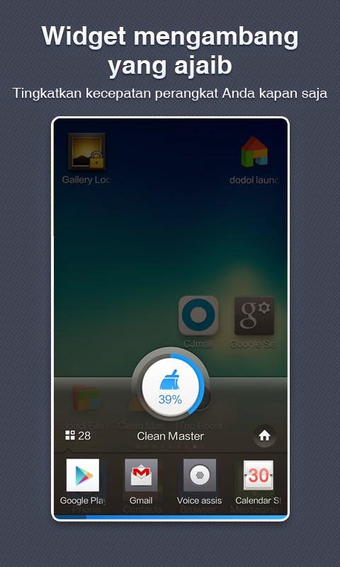 Clean Master Apk for Android