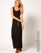 Style Fashion Corner Asos Petite Exclusive Maxi Dress