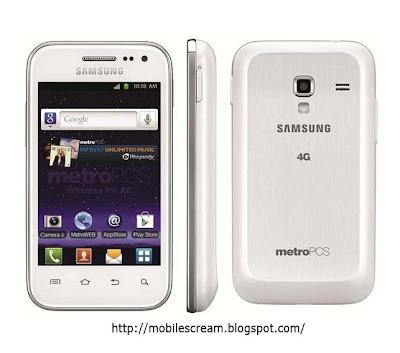 Metro PCS Samsung Galaxy S3